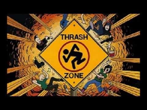 Thrash Zone with American Roulette, Phil Demmel, Greg Christian, and Ivan de Prume