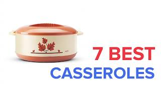 7 Best Casseroles (Hot Boxes) in India   2018