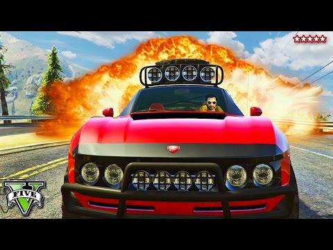 GTA 5 RACING & RAMMING!! Most Dangerous Road - NEW DLC Brawler Showcase Race! (GTA 5 Funny Moments)