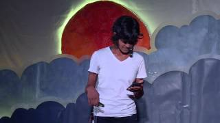When girls skateboard in India | Atita Verghese | TEDxPESITBSC