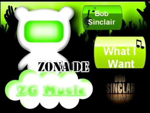 bob sinclar & fireball - what i want mp3