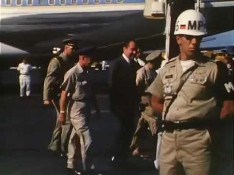 President Nixon's Visit, 1969