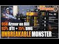 The Division 2 Solo Ar Armor Repair Pve Build Unbreakable Build Tu6 Best Pve Build