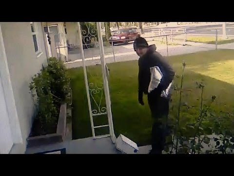 Thumbnail: Homeowner Leaves Out Stinky Present For Package Thief To Steal