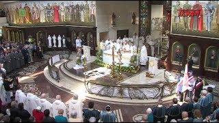 Eucharystia w III rocz. konsekracji Sanktuarium NMP Gwiazdy Nowej Ewangelizacji i św. Jana Pawła II