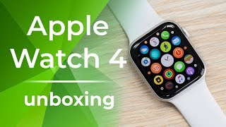 Apple Watch Series 4 Unboxing and First Look