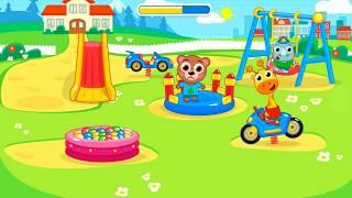 Детский сад - животные