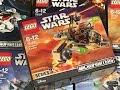 Lego Star Wars Microfighters Series 3: Wookie Gunship