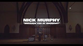 Смотреть клип Nick Murphy - Message You At Midnight