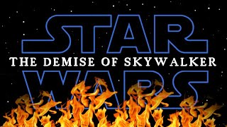 The Rise Of Skywalker Leaks Are True! & The Backlash Has Begun! Disney Star Wars Is Burning Down