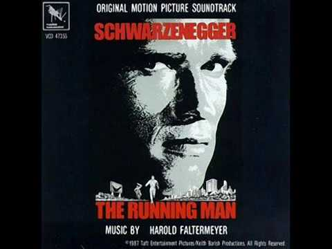 The Running Man Soundtrack  Harold Faltermeyer 1988