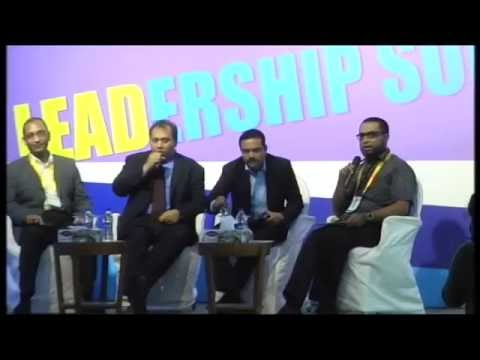 """Leadership Summit 2016: Discussion on """"Realizing Potentials - The Bangladesh Perspective"""""""