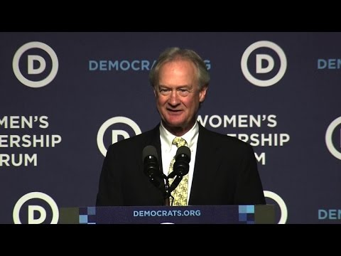Lincoln Chafee drops out of 2016 race