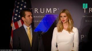 Ivanka Trump Is Confused Again ...