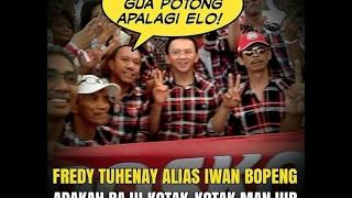 FULL VIDEO IWAN BOPENG MENGHINA TNI, AKHIRNYA SI KADAL BABAK BELUR DIHAJAR MASA