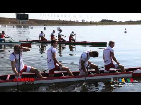 6th World University Canoe Sprint Championship 2014 - Campus Sport 27