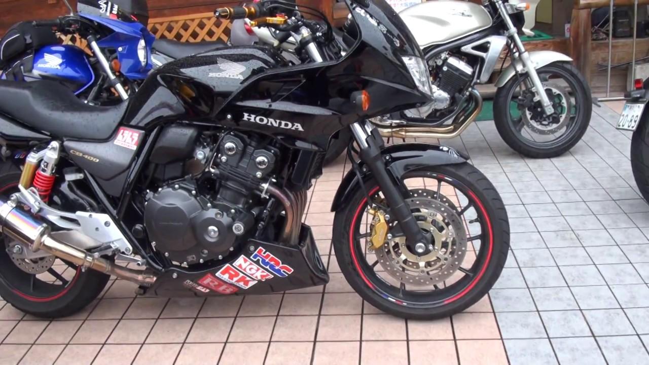 Honda向本土市场发布2014'CB400系列_牛摩网 |Honda Cb400 2014