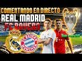 Video Gol Pertandingan Real Madrid vs FC Bayern Munchen