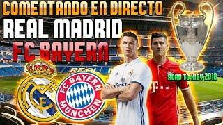 Real Madrid 2 - 2 FC Bayern Munchen
