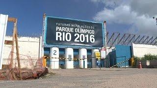 البنى التحتية للألعاب الأولمبية في البرازيل تمر بأحياء الصفيح