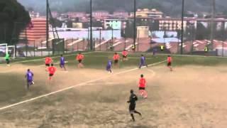 Vaianese Impavida Vernio-Cortona Camucia 1-2 Coppa Toscana