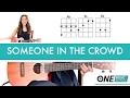 Someone in the Crowd - La La Land Ukulele Tutorial/Lesson video & mp3