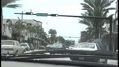 Bay Harbor Islands, Florida - Haulover Park through Bal Harbour to Bay Harbor Islands (1996)