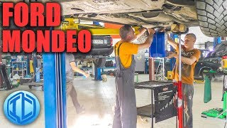 Не заводится на бензине, глохнет на ходу, диагностика и ремонт Ford Mondeo