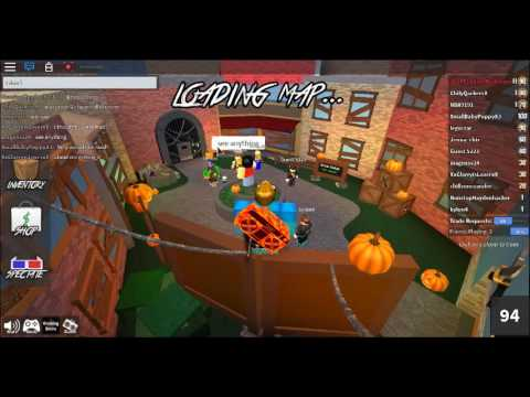 Roblox MM2 Trading for Hallow's edge!