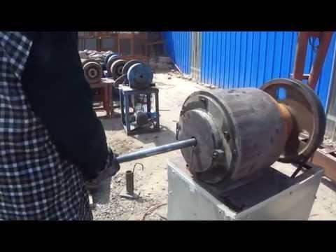 изготовление конуса из тонкостенной сварной трубы