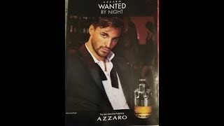 Mini Review Azzaro Wanted by Night
