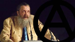 Alan Moore on Anarchism