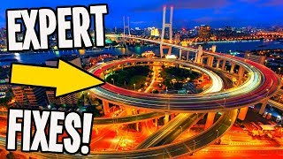 The Secret To EXPERT TRAFFIC FIXING Is Revealed in Cities Skylines!
