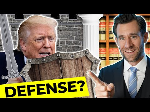 Lawyer Examines Impeachment Defenses (Real Law Review)