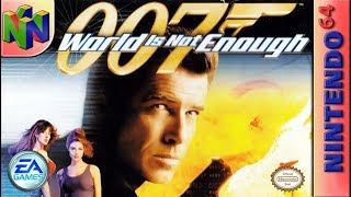 Longplay of 007: The World is Not Enough