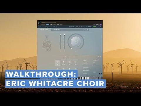Walkthrough: Eric Whitacre Choir