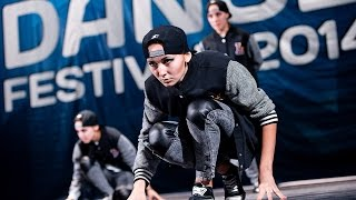 FARA CREW | 1st Place Beginners @ RDF14 Project818 Russian Dance Festival, Nov1, Moscow 2014