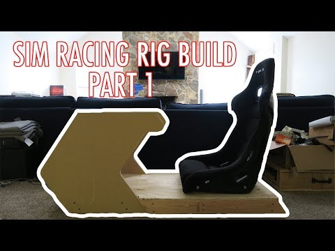 Sim Racing Rig Build Part 1: Ricmotech RS1 Base AE21