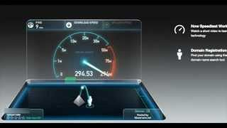Comcast Extreme Test
