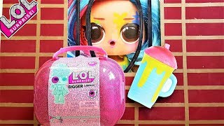 ЛЯЛЬКИ ЛОЛ СЮРПРИЗ МУЛЬТИК! 60 СЮРПРИЗІВ ДЛЯ ВЕЛИЧЕЗНОЇ ПЛЯМИ ЛОЛ #lolsurprise #doll #giantlol