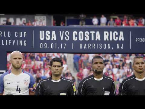 MNT vs. Costa Rica: Story of the Game - September 1, 2017