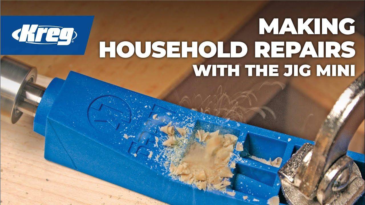 Kreg Tool Tip: Mini Jig
