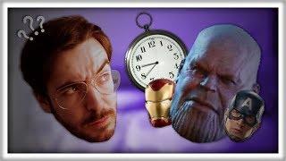 La Física Cuántica de Avengers Endgame