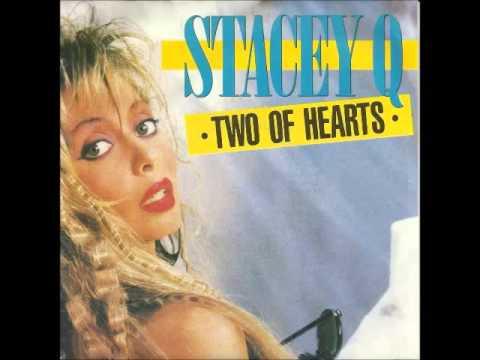 STACEY Q - TWO OF HEARTS LYRICS - SONGLYRICS.com