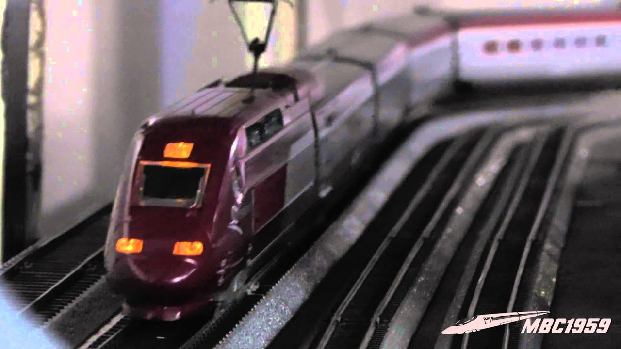 model trains mehano thalys logo youtube