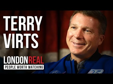 Terry Virts - A Beautiful Planet - PART 1/2 | London Real