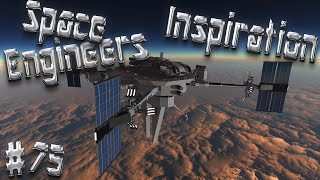 space engineers inspiration episode 75 pzk stratos dragon carrier dragonfly mk ii