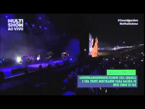 Soundgarden - Black Hole Sun Live at Lollapalooza Brazil 2014