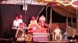 Yakshagana - Shwetha kumara - Saligrama mela - Chandrahasa gowda ಅಬ್ಬರದ ಪ್ರವೇಶ - 3 ಜನ ಚಂಡೆ ವಾದಕರು