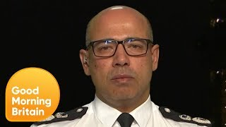 Head of UK Counter Terrorism Makes Appeal for Public Information | Good Morning Britain